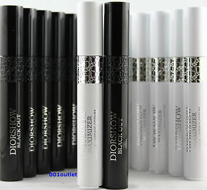 DIOR-Diorshow-BLACK-OUT-mascara-MAXIMIZER-lash-plumping-serum-UNboxed