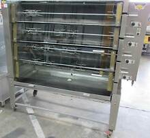 CHICKEN MACHINE-RADIANT 2000 GAS - AGA APPROVED-KITCHEN MACHINE Guildford Parramatta Area Preview