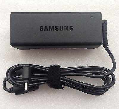 Original OEM Samsung 19V 40W Cord/Charger ATIV Book 7 NP740U3E-A01UB,BA44-00295A