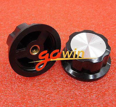 20PCS New MF-A05 Pot Knobs Bakelite Knob Potentiometer Knob Copper Cheap