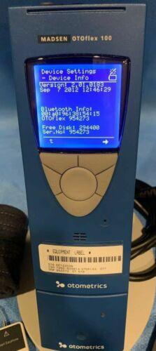 Otometrics MADSEN OTOflex 100 Handheld Tympanometer