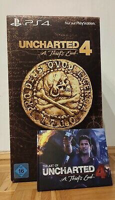 Uncharted 4: Libertalia Collector's Edition PS4 *** NO GAME INCLUDED!!! *** for sale  Shipping to Nigeria