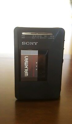 Sony WM-AF23 Walkman FM/AM Radio Cassette Player for sale  Barrie