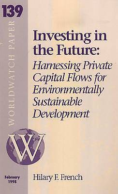 Investing In The Future Harnessing Private Capital Environmentally Sustainable