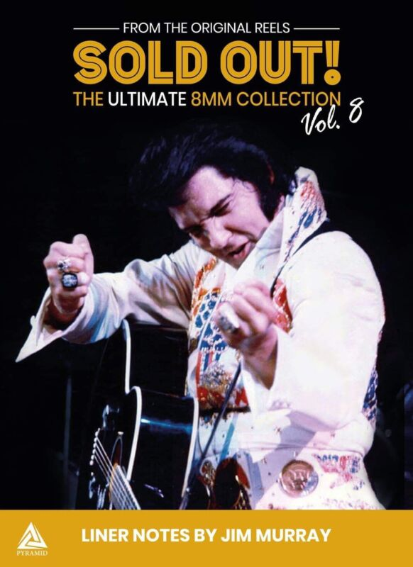 Elvis Sold Out Vol 8 Now In Stock