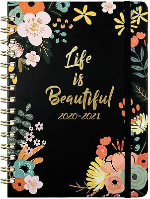 2020-2021 Planner - Academic Weekly Monthly Planner 6.4 X 8.5 July 2020 -