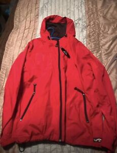 Nova Scotia Rain Windbreaker Jacket