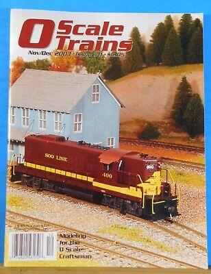 Used, O Scale Trains #11 2003 Nov Dec New Orleans Public Belt Railroad for sale  Shipping to United Kingdom