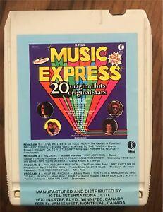 K-tel 20 Original Hits Music Express