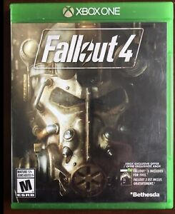 Fallout 4 - Xbox One - 15$