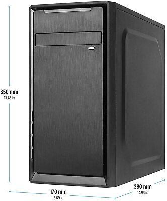 Gaming PC i7 Quad Core GTX 1060 8GB RAM 500GB HDD  WiFi Ready
