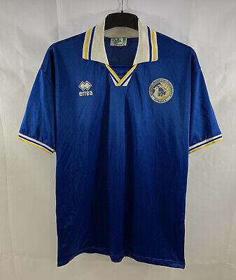 Cyprus Home Football Shirt 2000/01 Adults XL Errea D43 image