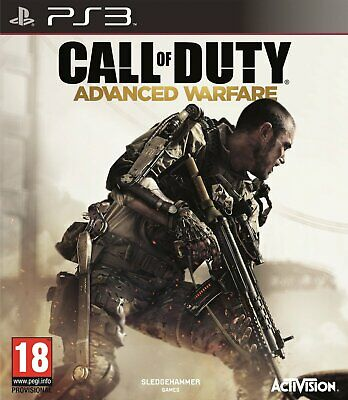 CALL OF DUTY : ADVANCED WARFARE / SONY PS3 / NEUF SOUS...