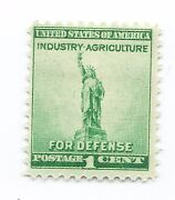 USA 2 Cent Stamp