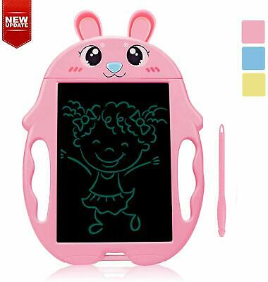 Best Toys For 6 Year Old Boys (Educational Toys for 3-6 Year Old Boys & Girls,Rabbit LCD Doodle Board Best)