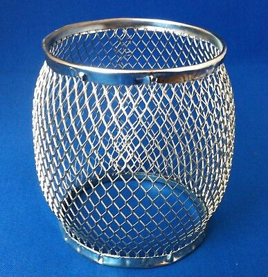 Metal Mesh Globe for Coleman 200 and Coleman 201 Lantern Lamp Metal Not Glass