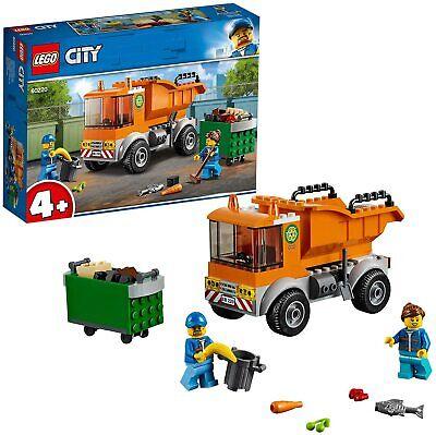 LEGO - CITY - 60220 - Camion della spazzatura