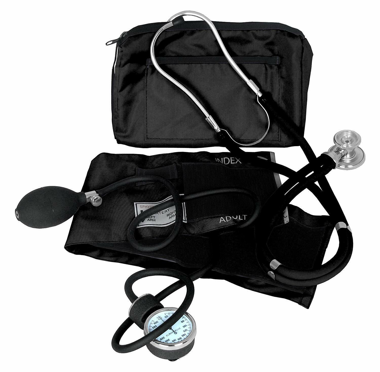 Dixie Ems Kit de presión arterial y estetoscopio Sprague