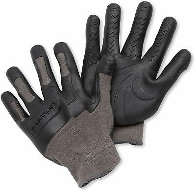 Carhartt C-grip Knuckler Gloves A591 Gray Lxl New