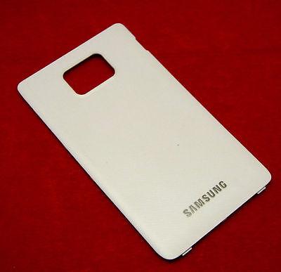 Original Samsung Galaxy S2 i9100 Rückschale Akkudeckel Akku Deckel Schale Weiß gebraucht kaufen  Bochum