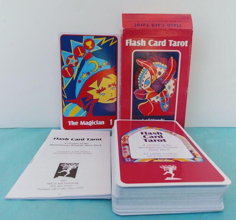 Flash Card Tarot
