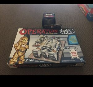 Star Wars Operation and quiz games, perfect condition Chapel Hill Brisbane North West Preview