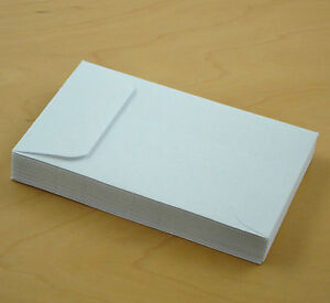 20-pack-Small-White-Envelopes-2-1-2-x-4-1-4-64mm-x-108mm-Scrapping-Weddings