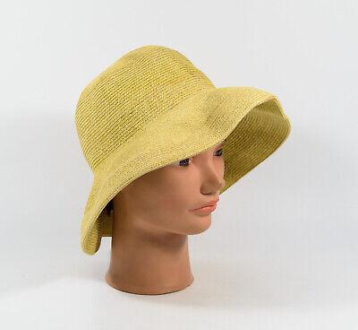 San Diego Hat Company Paper Straw Look Floppy Brim Sun Hat - Sun Paper Company