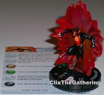 REVERSE FLASH #027 The Flash DC HeroClix