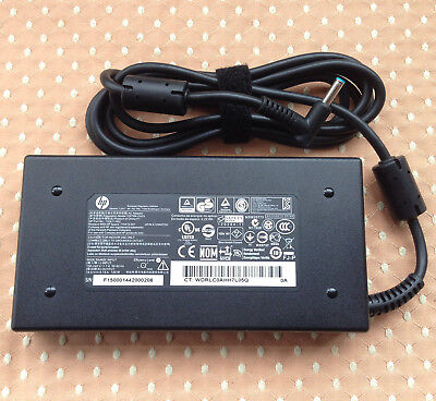 New Official HP 120W 19.5V 6.15A Smart AC Adapter for HP OMEN 15-5253NL Notebook