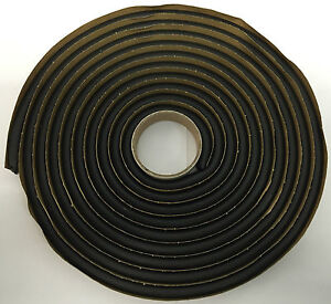 BOLT ON PANEL SEALER BUTYL ROUND TAPE ROLL STRIP SEALANT BONDING CARS BOATS VANS