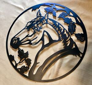 HORSE  Metal Art Decoration