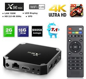 Android TV Box - No Monthly Fees