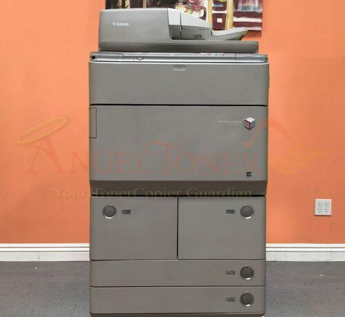 Canon Imagerunner Advance 6255 Mfp Black & White Laser Copier Printer Scanner A3