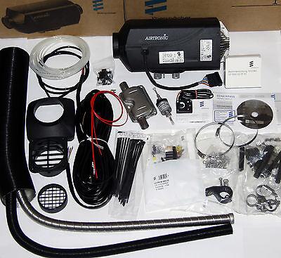 EBERSPACHER DIESEL HEATER | AIRTRONIC D4 12v | Night Heater TRUCK BOAT CAMPER