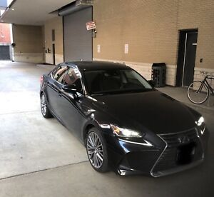 2019 Lexus IS 300 Lease Take over only $560 per month