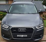 2013 Audi Q3 TFSI S tronic quattro  7 Speed Cherrybrook Hornsby Area Preview