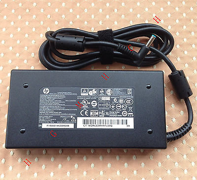 New Official HP 120W 19.5V 6.15A AC Power Adapter for HP OMEN 15-5268NR Notebook