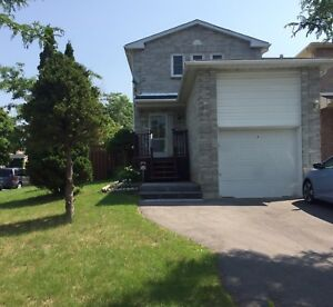 2 Roommates for N Oshawa House, Sept 1st $750 All Inclusive!