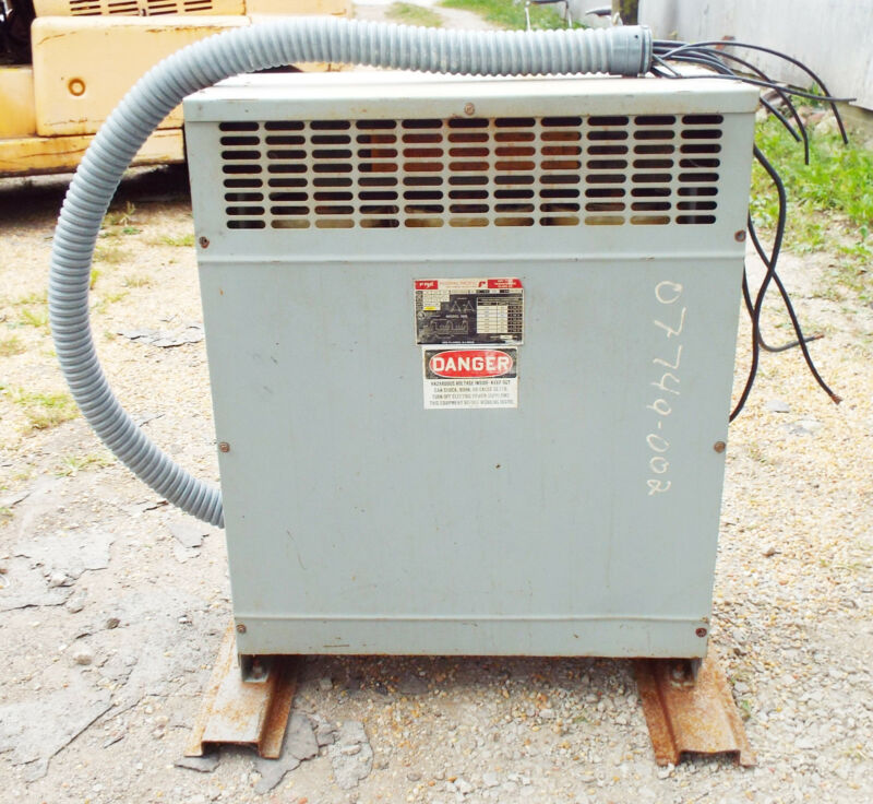 1 USED FEDERAL PACIFIC 36B 75kVA TRANSFORMER ***MAKE OFFER***