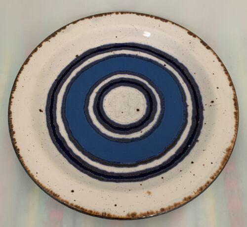 """MIDWINTER STONEHENGE """"MOON""""  - Three (3) Vintage Dinner Plates"""