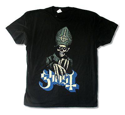 Ghost B.C. Claw Hands Nosferatu Mens Black T Shirt New Official Band Merch B C Mens Bands