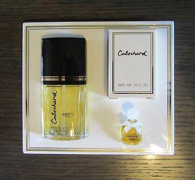 GRÈS *Cabochard * Set EdT Spray 30 ml * Parfum 1,8 ml * Seife 20 g * unbenutzt gebraucht kaufen  Versand nach Austria
