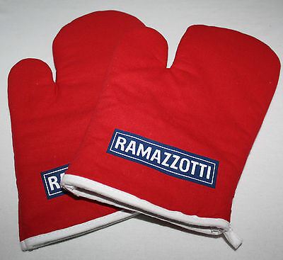 Ramazzotti Backhandschuh 2x Kochen Backen Küche NEU