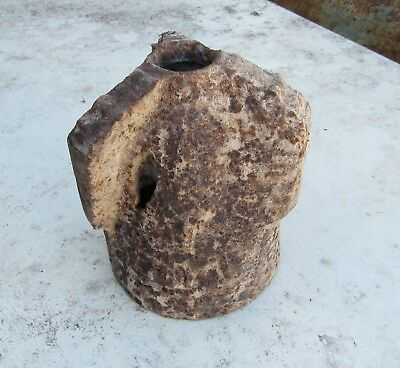 Water Oil Drill Bit Oilfield Drag Bit Used Rare