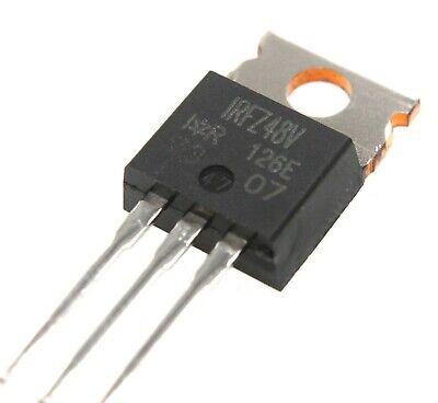 Irfz48v 60v 72a Power Mosfet Transistors - Lot Of 1 5 Or 10.
