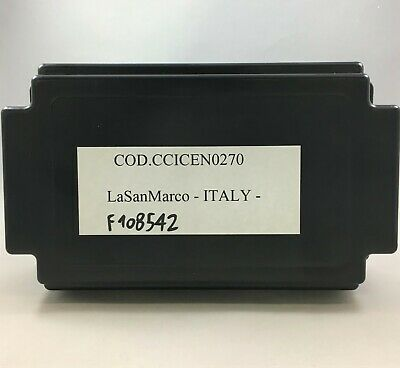 La San Marco Control Box Model 85 E 3/4 Group 230V Part # 108542  for sale  Lynnwood