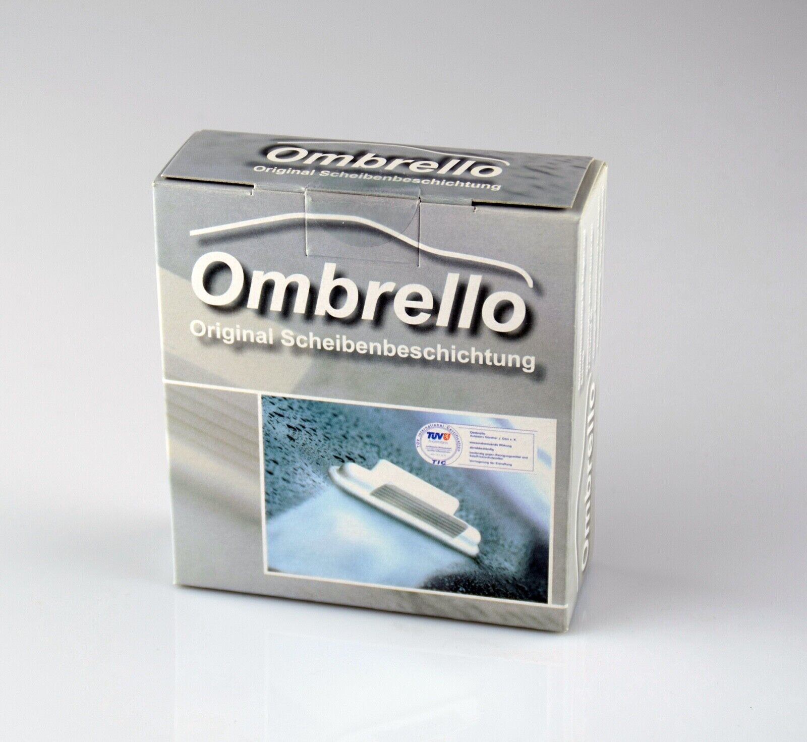 Ombrello Scheibenversiegelung mit genauer Anleitung bekannt aus VOX