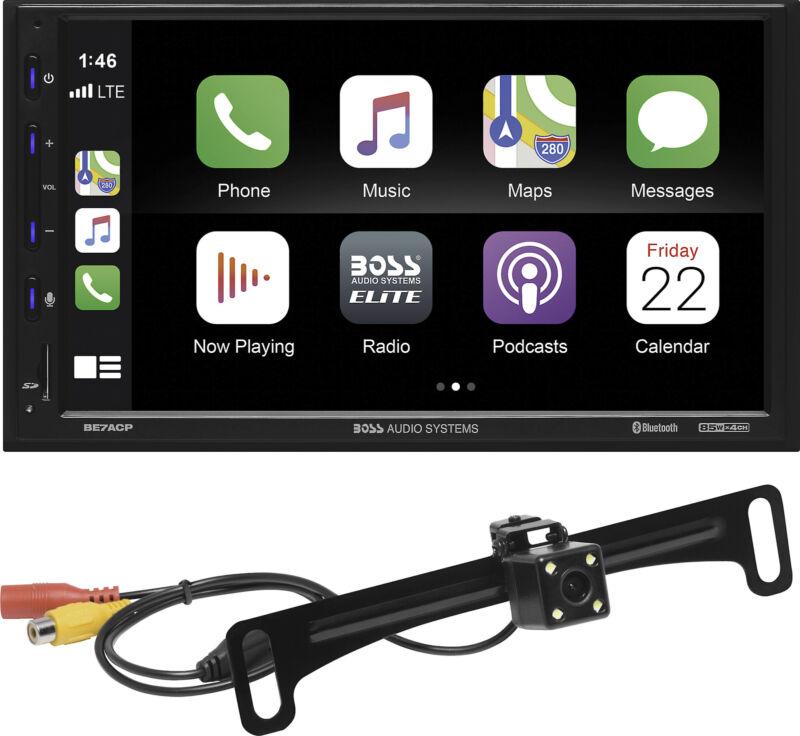 Boss BE7ACP-C Digital Multimedia Receiver + Camera