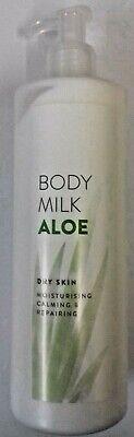 sCosmetics Body Milk Aloe 400 ml